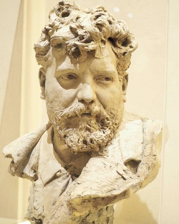 busto Fco Domingo Marqués 1885 fuente imgrum