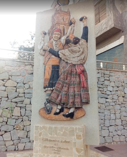 monumento a la danza 2
